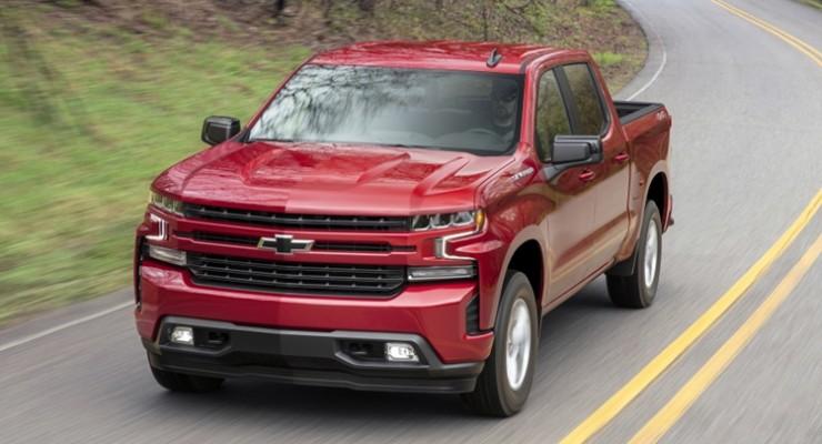 Nova Chevrolet Silverado troca motor V6 por quatro ...