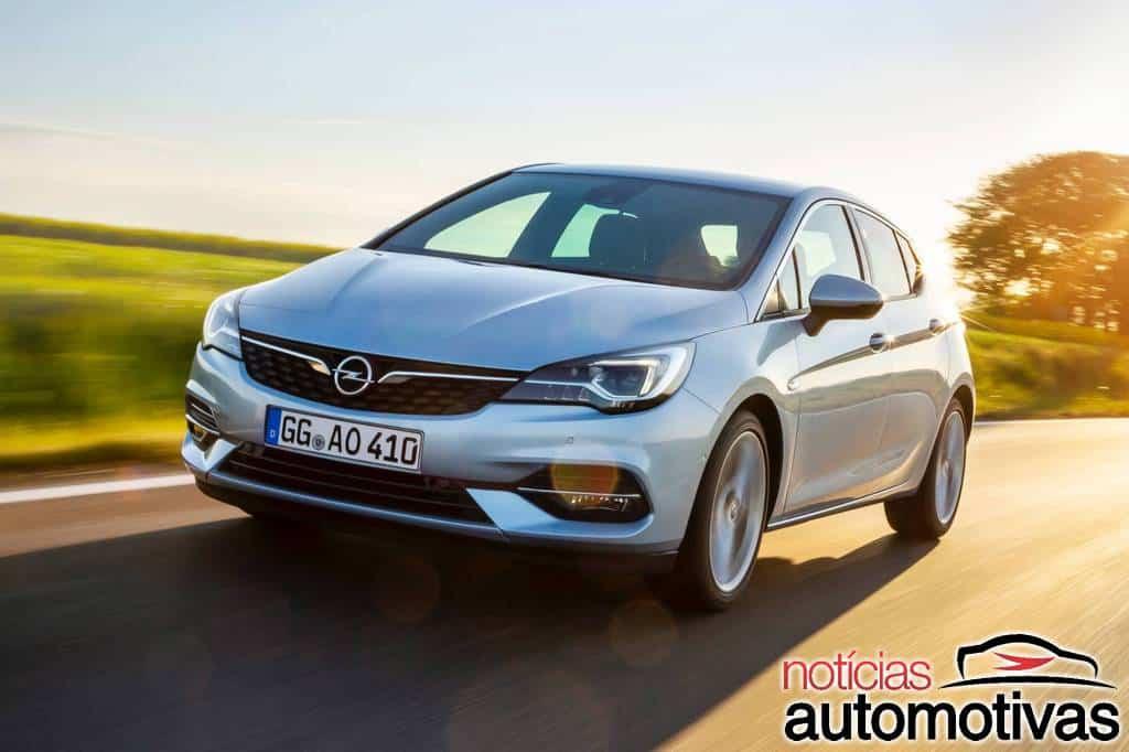 Opel Astra 2020 Ganha Motores Da Psa E Amplia Eficiencia Energetica Assobrav